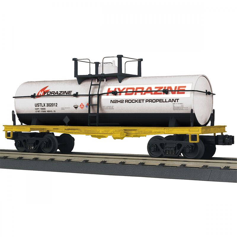O-27 Smoking Tank Car Hydrazine Corporation