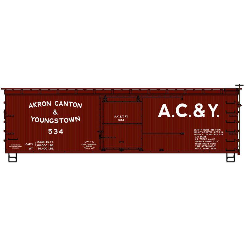 HO KIT 36' Double Sheath Box AC&Y