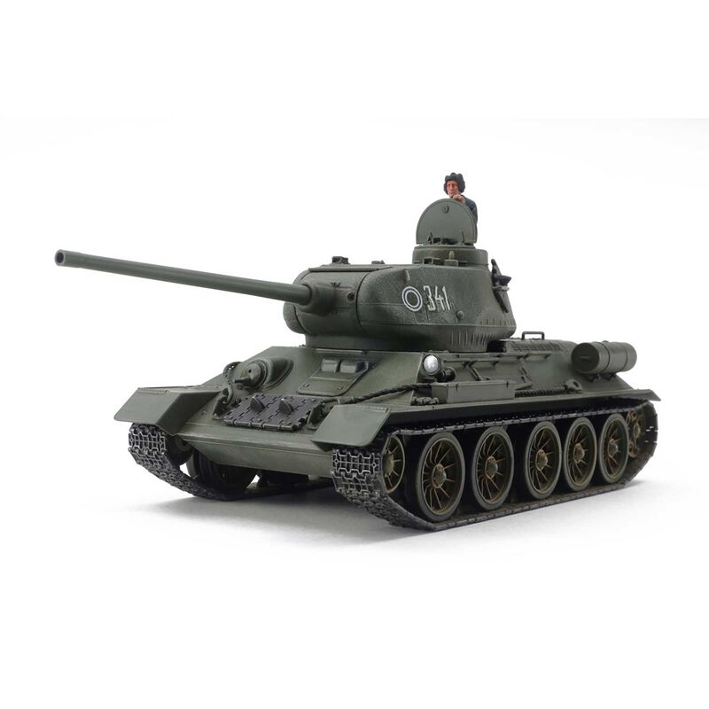 1/48 Russian Medium Tank T-34-85