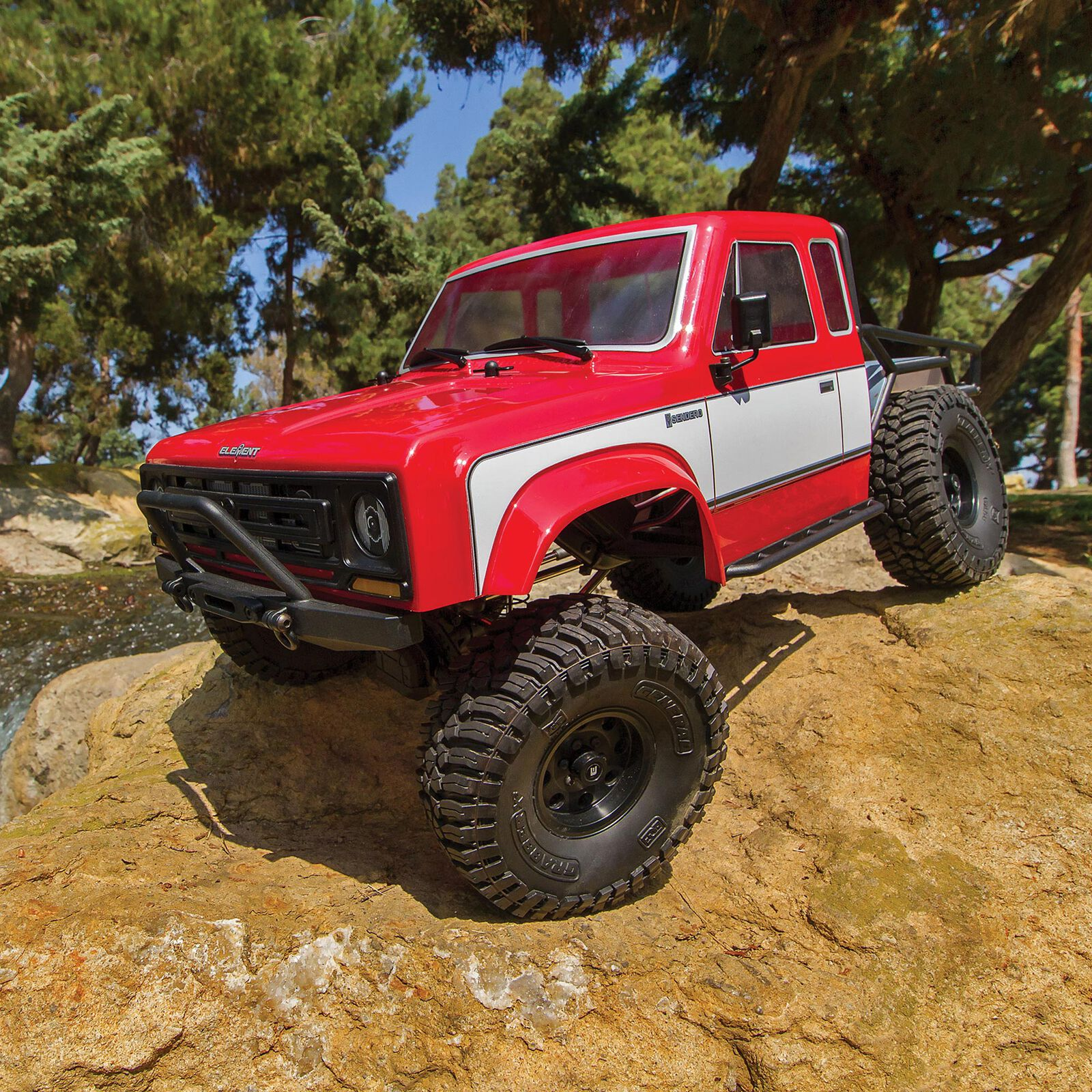 Enduro Trail Truck, Sendero HD RTR