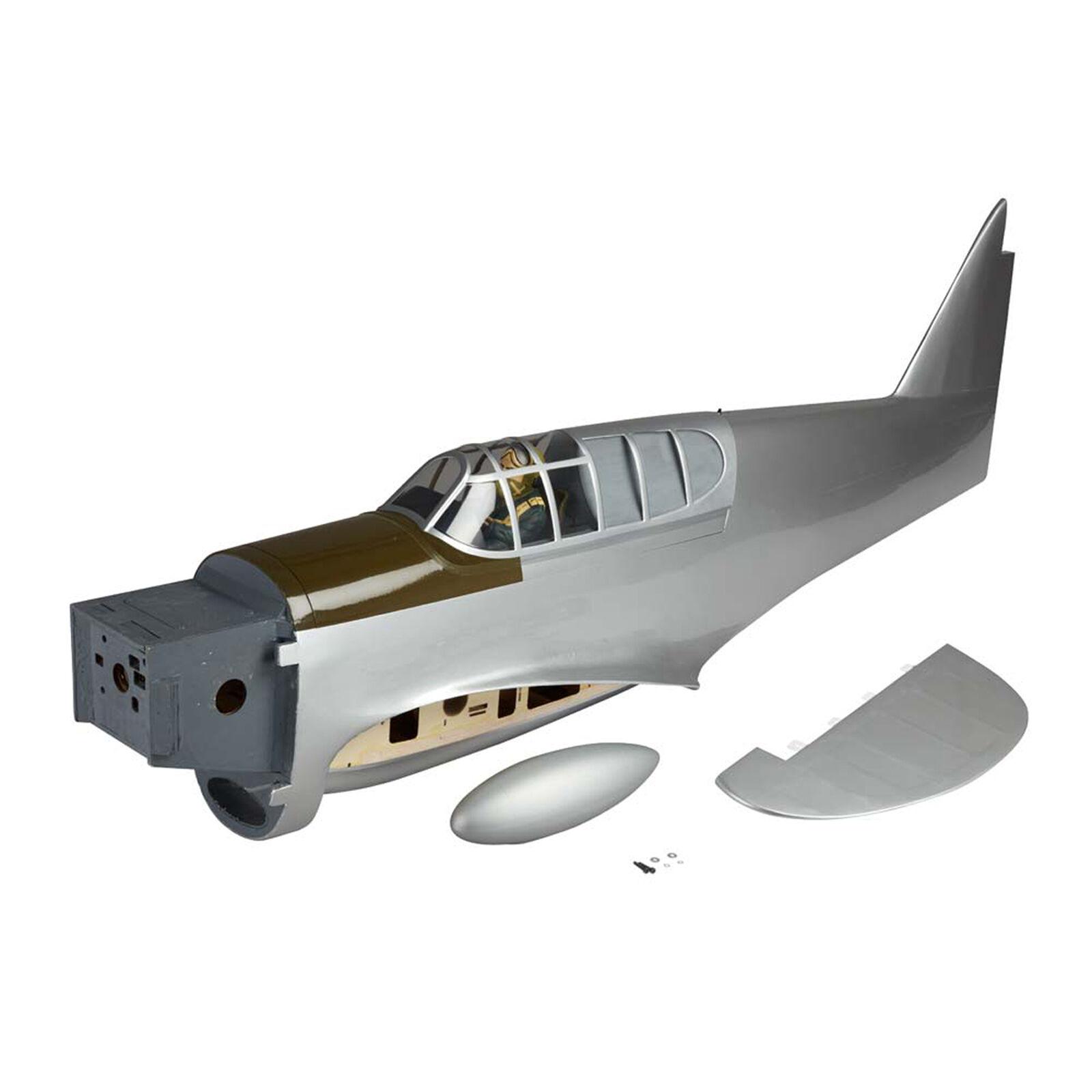 Fuselage Set P-40 Warhawk 30cc EP ARF
