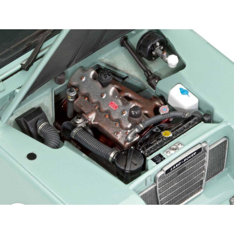 1/24 Land Rover Series III