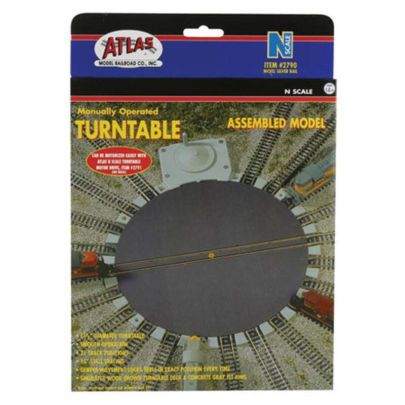 N Manual Turntable