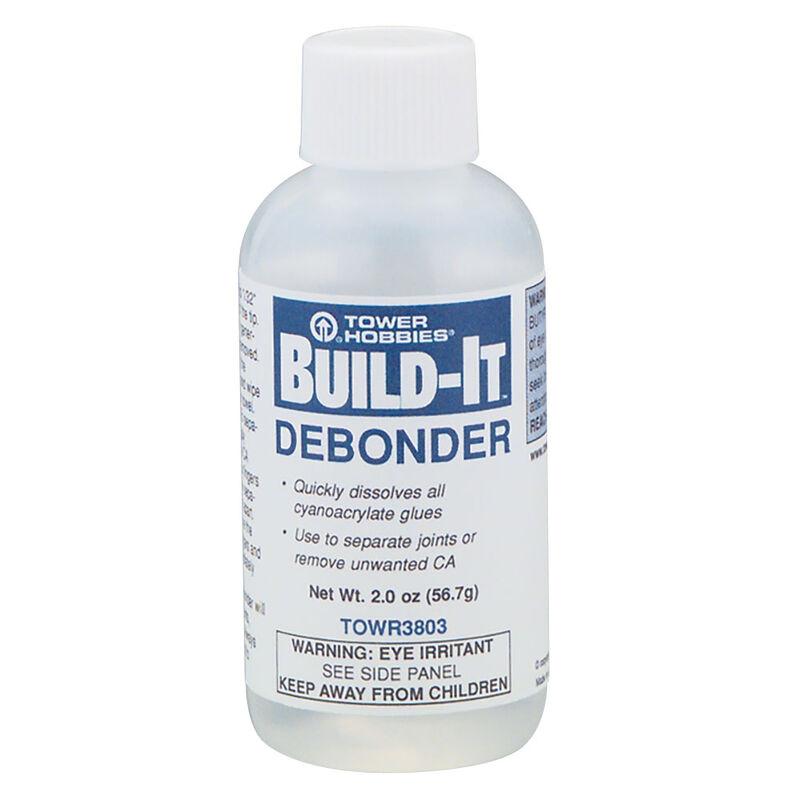 Build-It Debonder 2 oz.