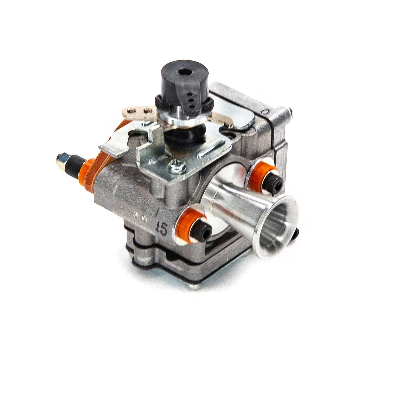 Carburetor Assembly Complete: B, CC