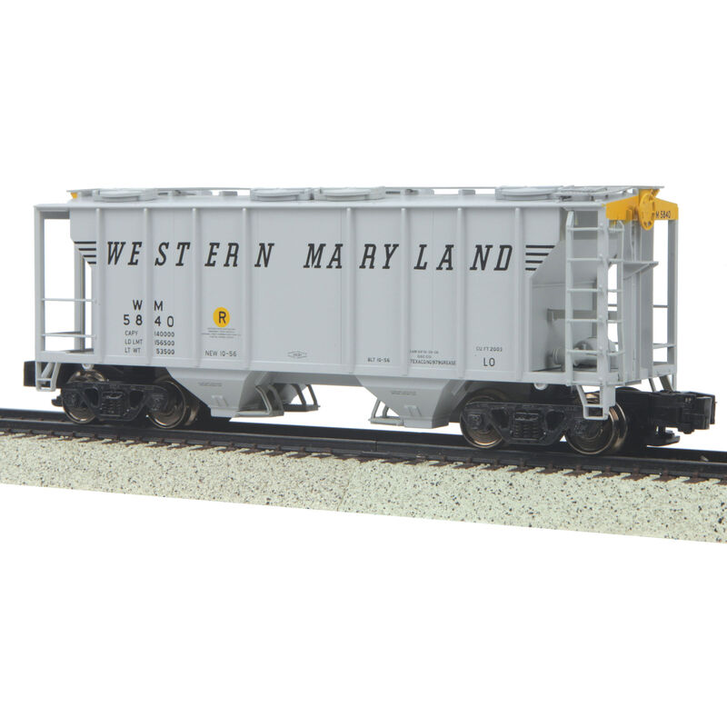 S PS-2 2-Bay Hopper, WM #5840