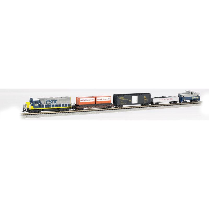N Freightmaster Train Set