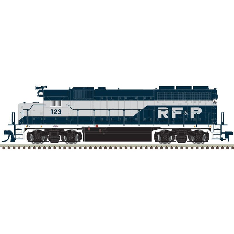 N GP40 w DCC & Sound RF&P #127