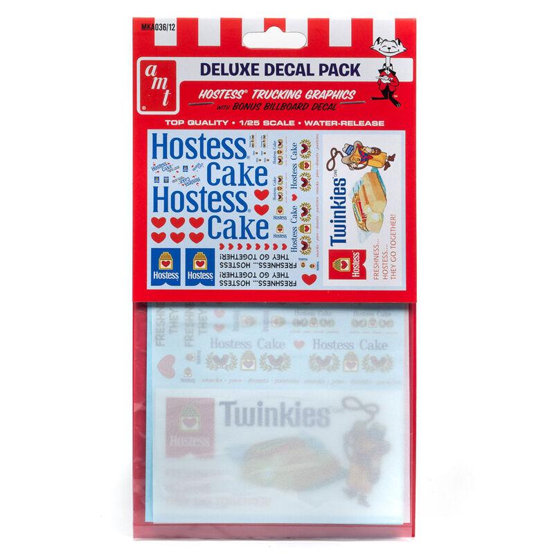 1/25 Hostess Trucking Decal Pack