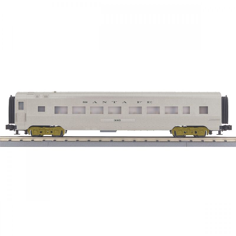 O-27 60' Streamlined Coach SF
