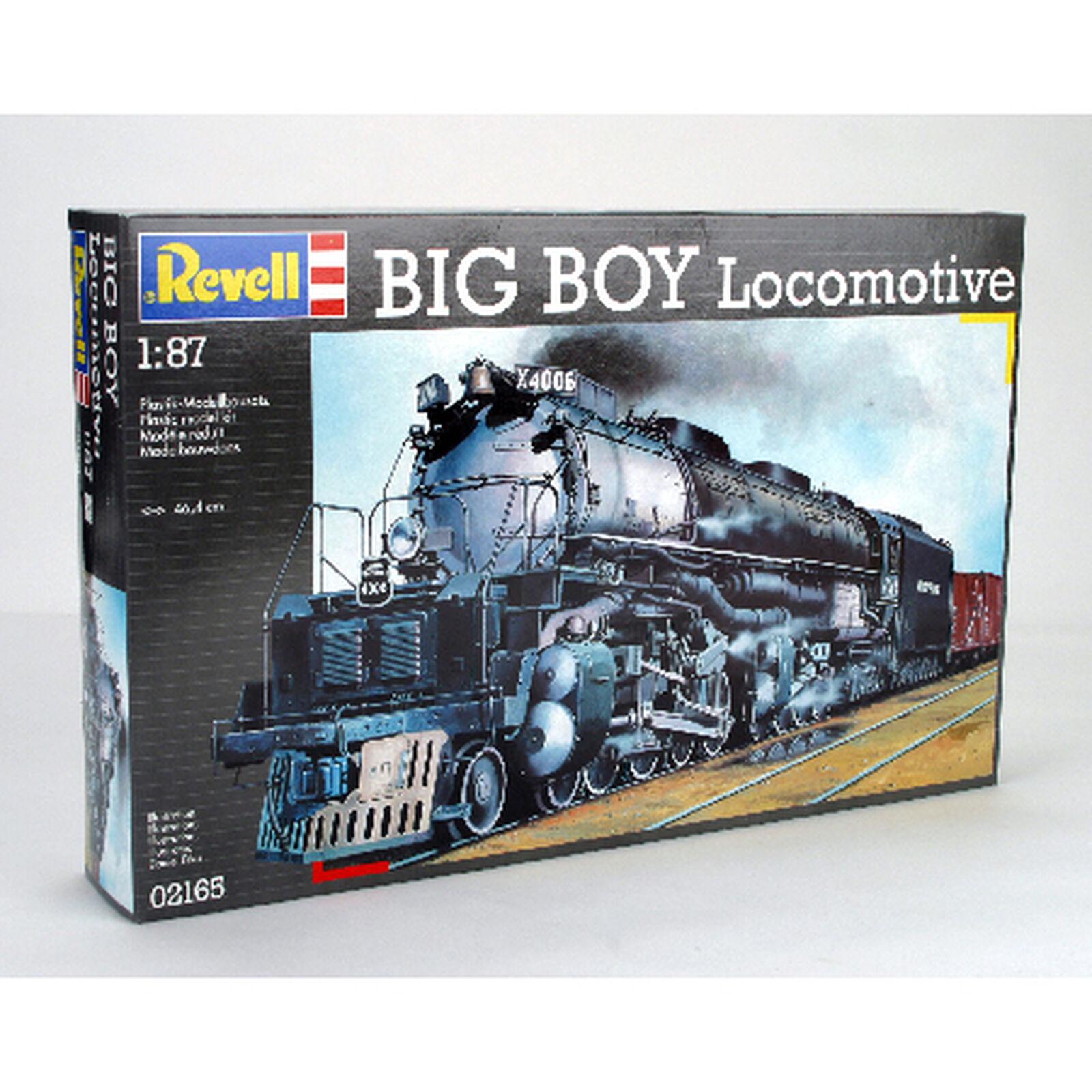 1/87 Big Boy Locomotive