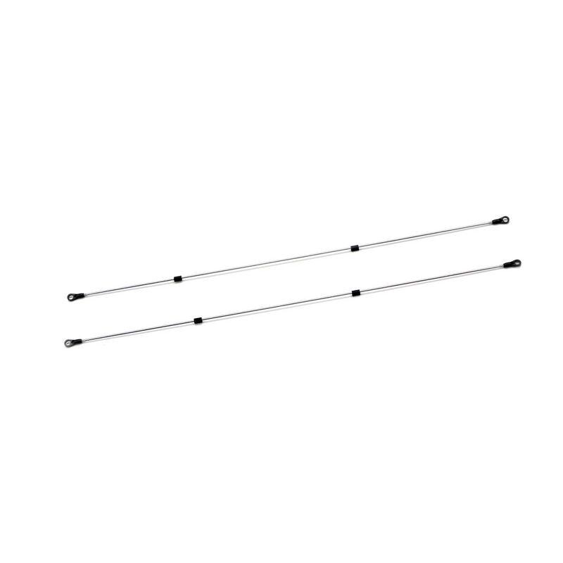 Tail Linkage/Pushrod Set (2): B500 3D/X
