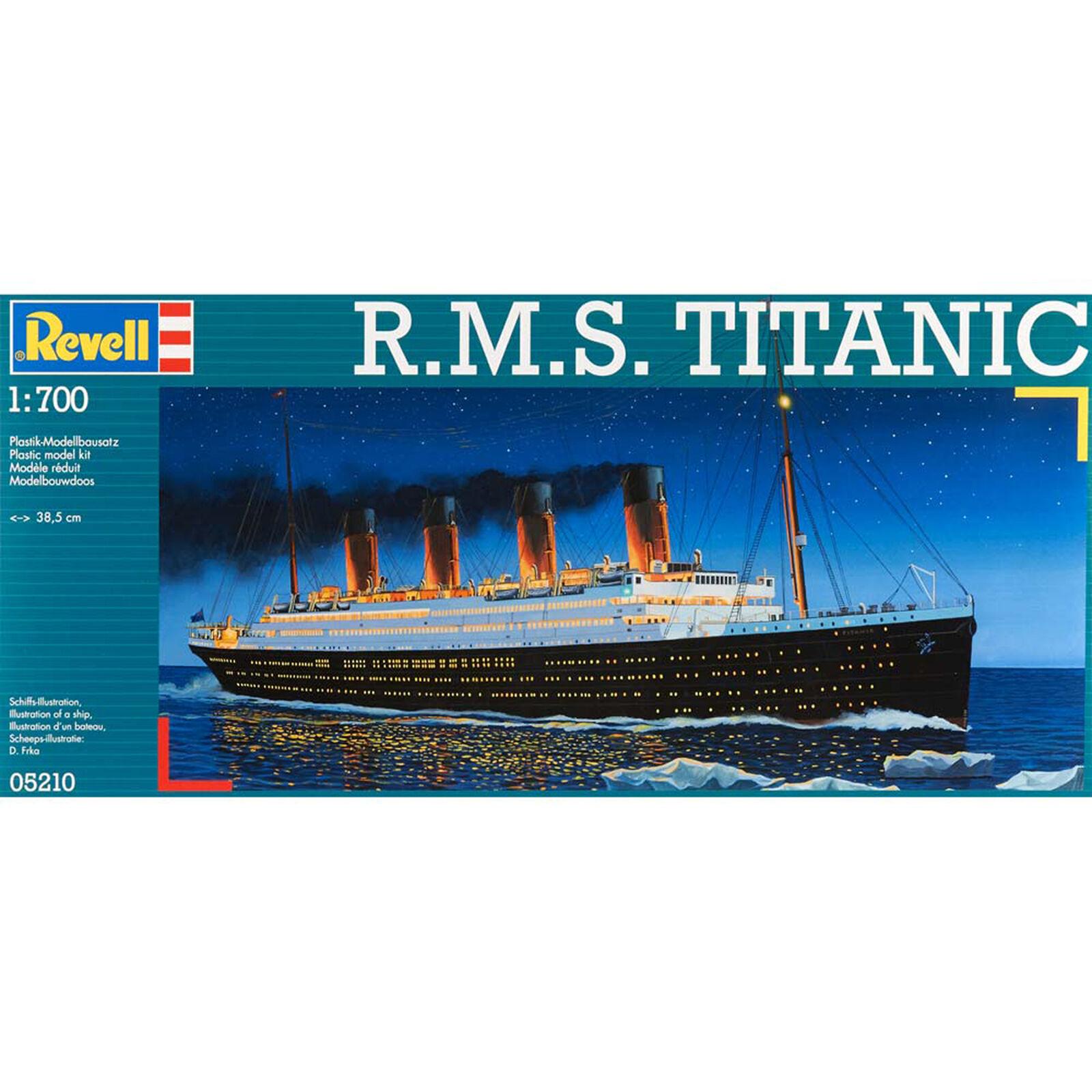 1/700 RMS Titanic