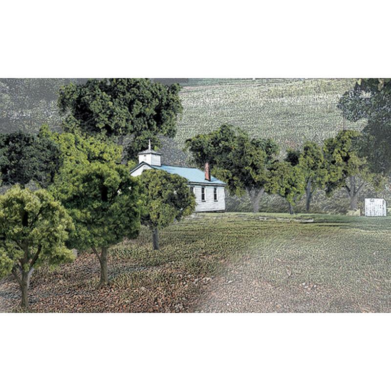 "Value Trees, Green Mix .75-2"" (38)"