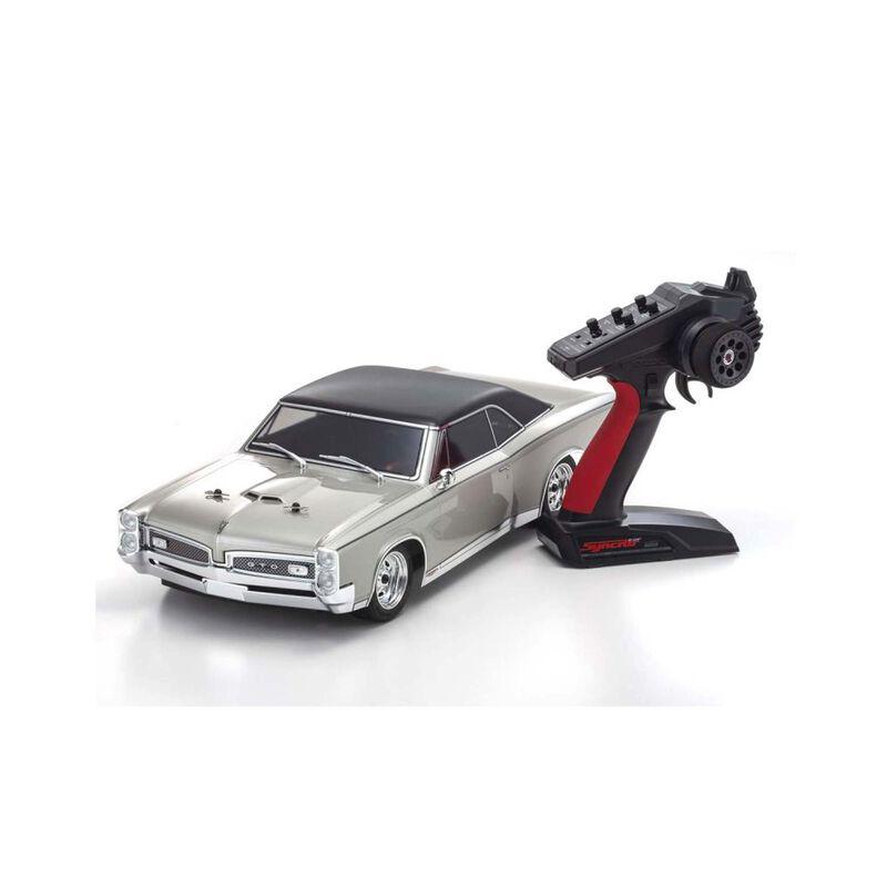 1/10 Fazer Mk2 1967 Pontiac GTO RTR