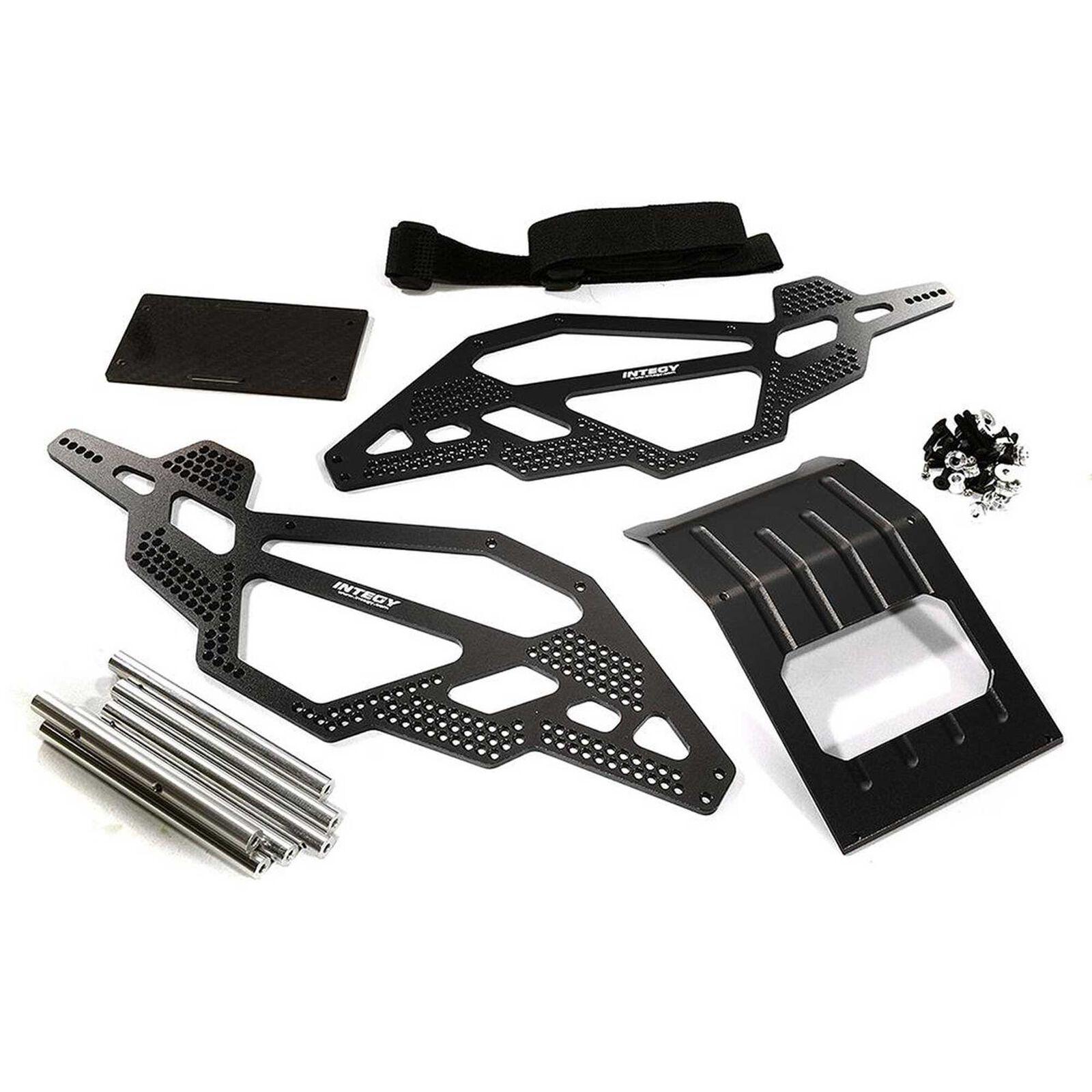 Chassis Kit: 1/10 Rock Crawler