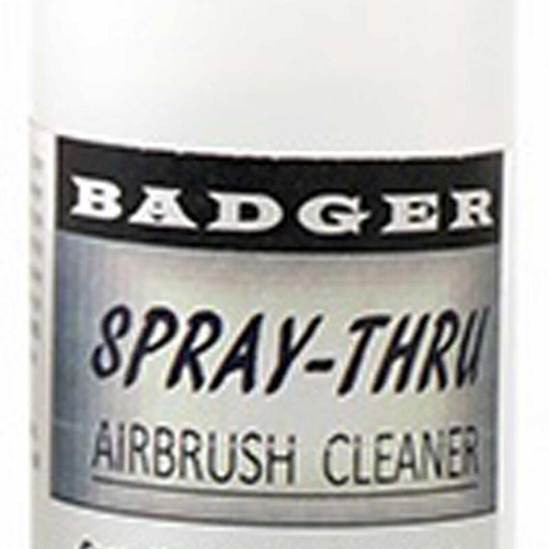 Spray-Thru Airbrush Cleaner, 2oz