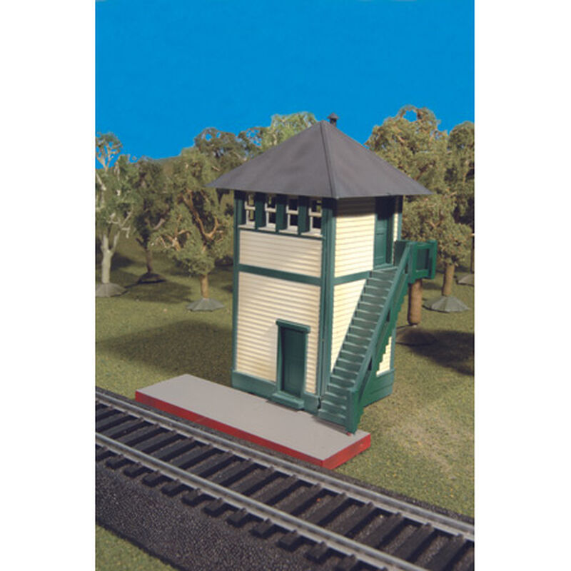 HO B/U Sodor Switch Tower