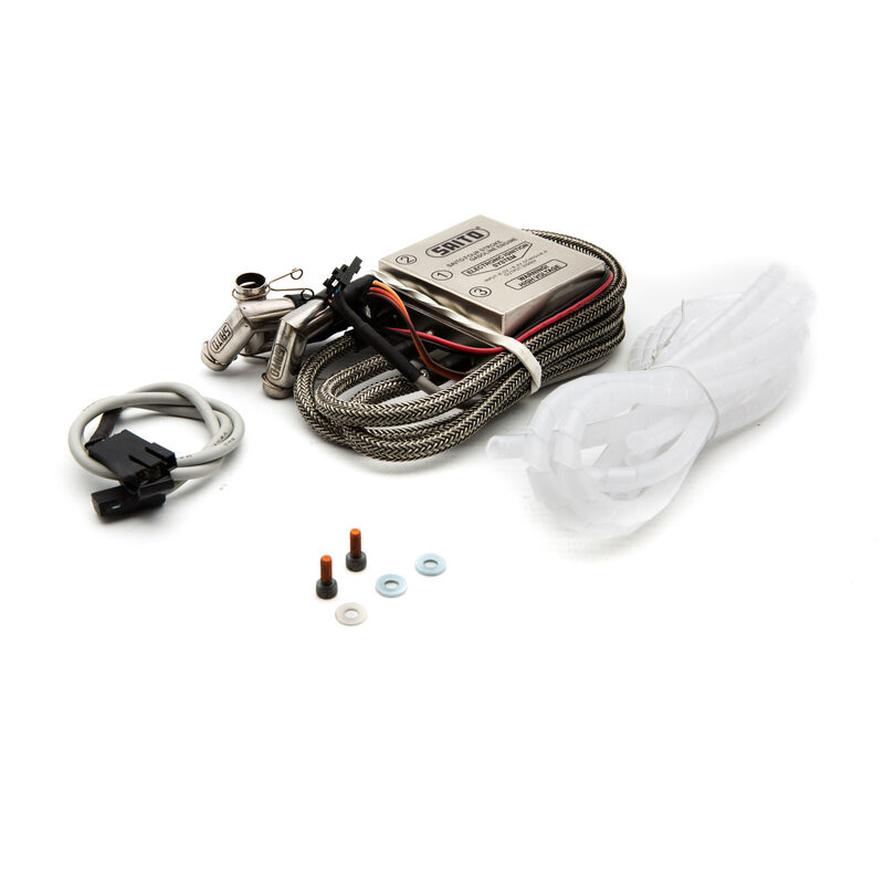 Electronic Ignition System: BR