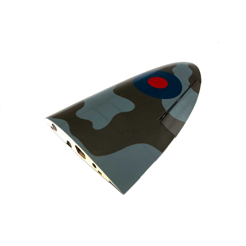 Right Wing with Aileron & Flap: Spitfire MkIX 30cc