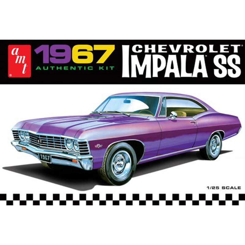 1967 Chevy Impala SS (Stock)