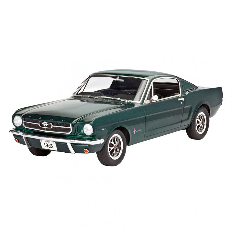 1/25 '65 Ford Mustang 2+2 Fastback
