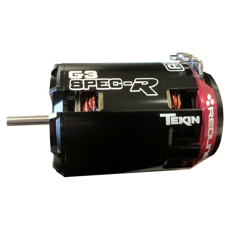 Redline Gen3 SPEC-R Sensored Brushless Motor, 13.5T