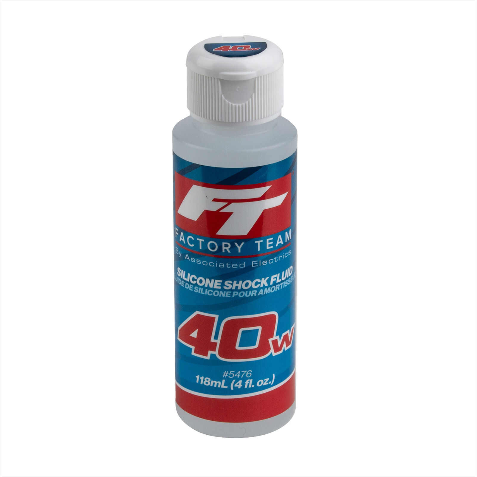 FT Silicone Shock Fluid, 40wt (500 cSt)