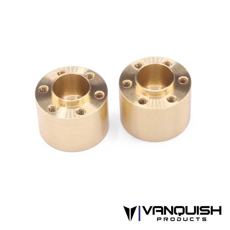 Brass SLW 600 Wheel Hub