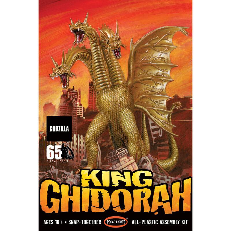 1/350 King Ghidorah Snap