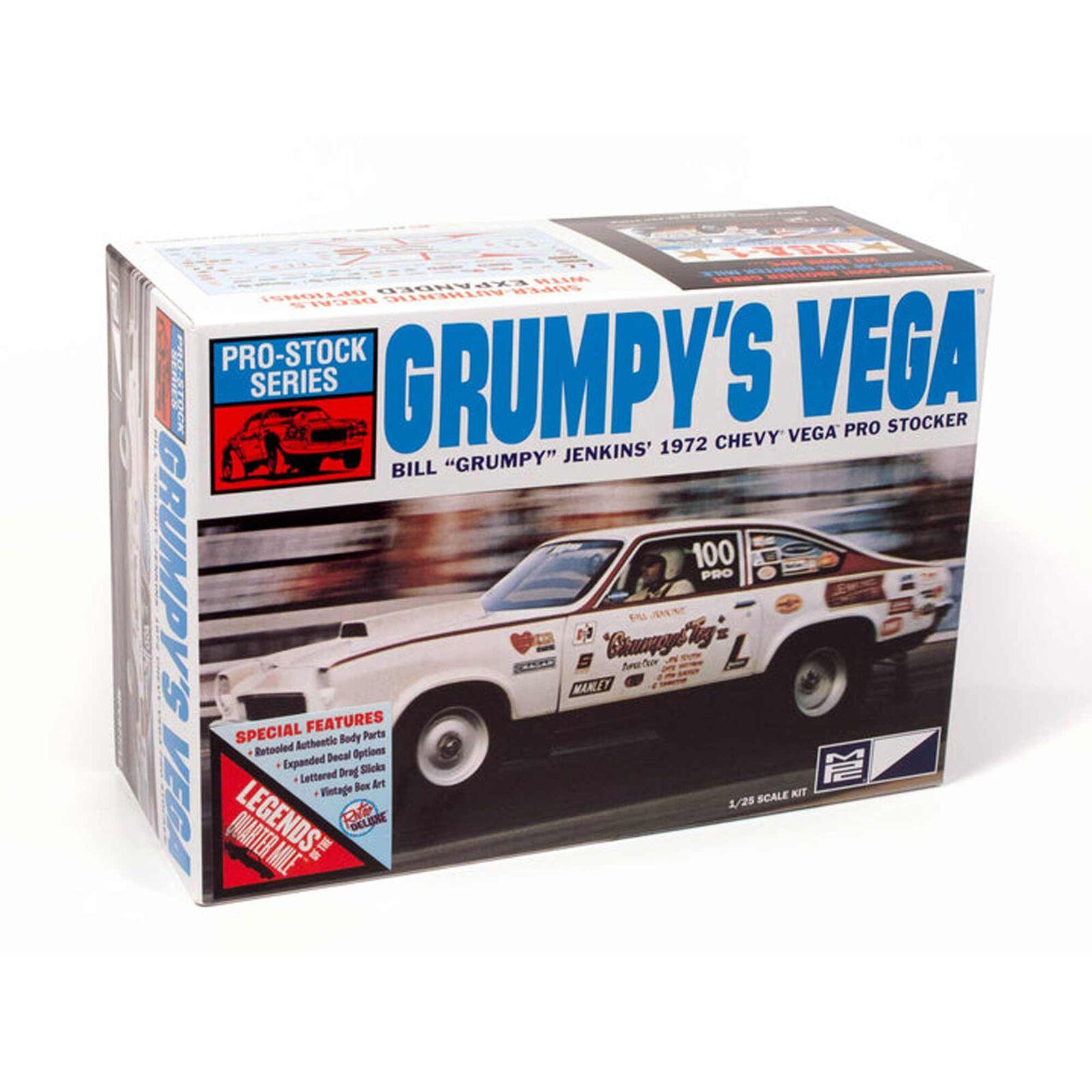 1/25 1972 Chevy Vega Pro Stock, Bill Grumpy Jenkins