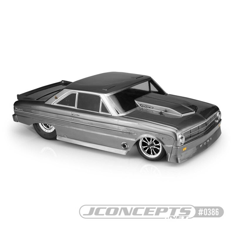 1963 Ford Falcon, Street Eliminator Body