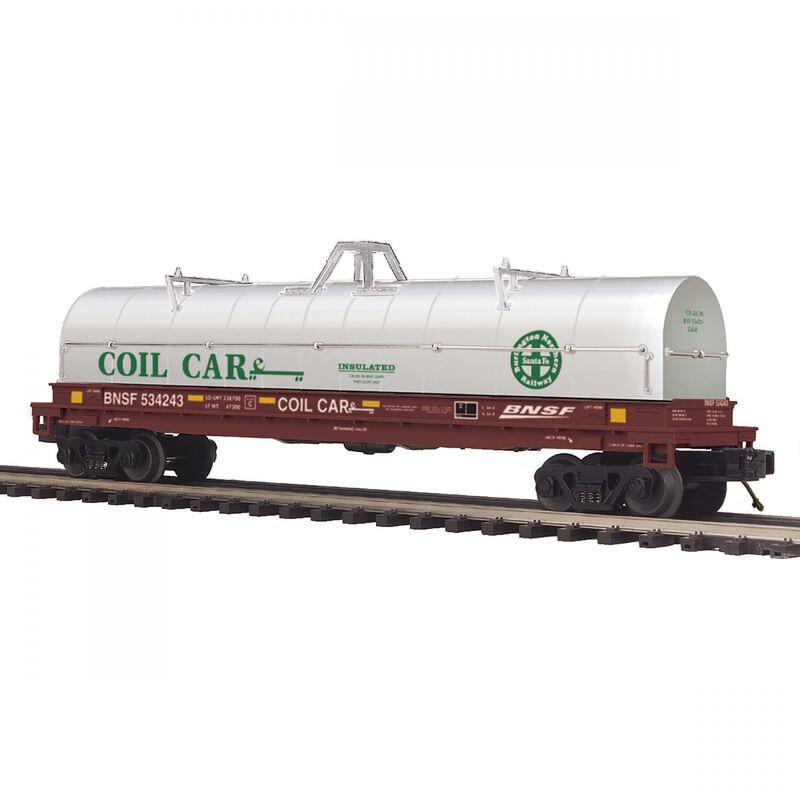 O Coil Car BNSF #534243
