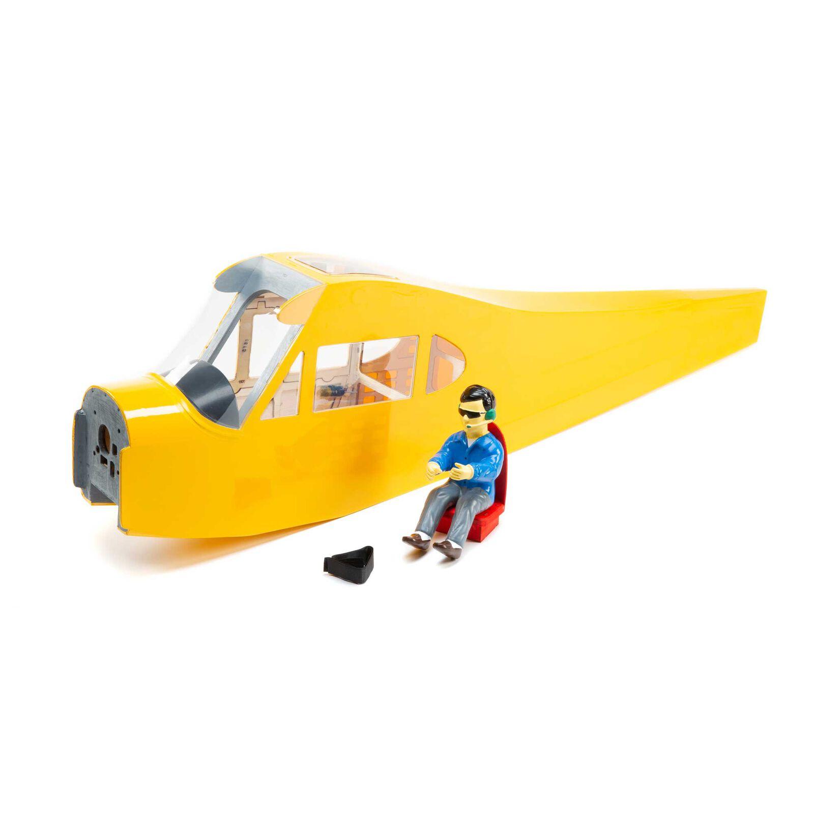 """Fuselage Piper J-3 Cub GP EP ARF 90.5"""""""