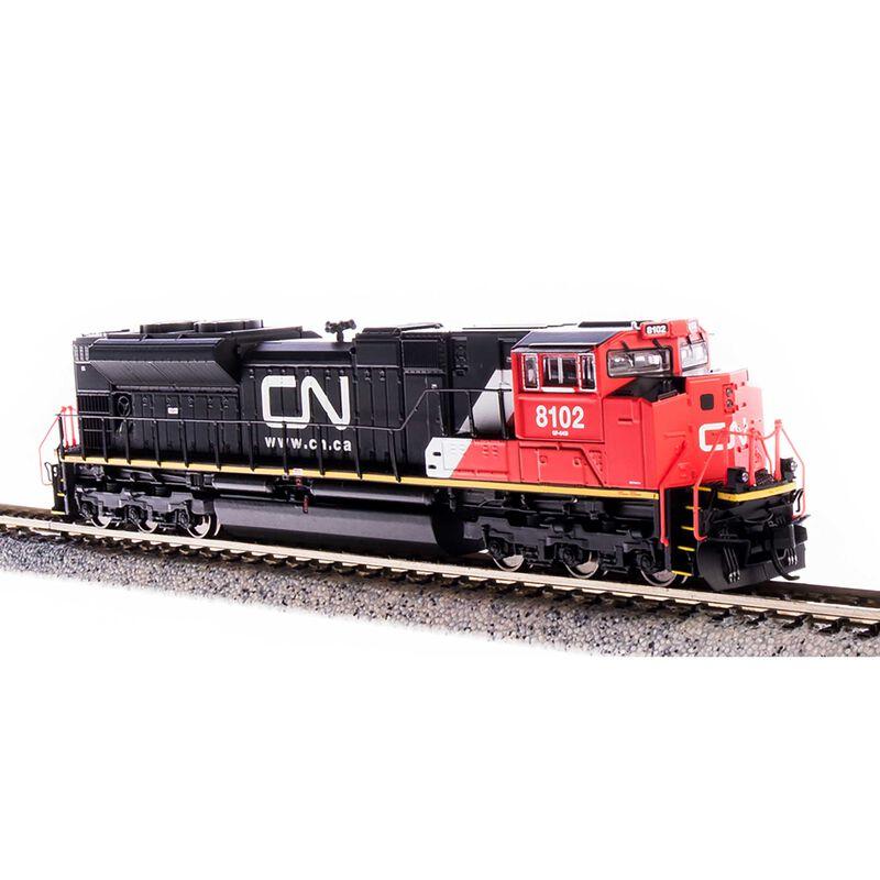 N EMD SD70ACe Paragon3, CN #8102