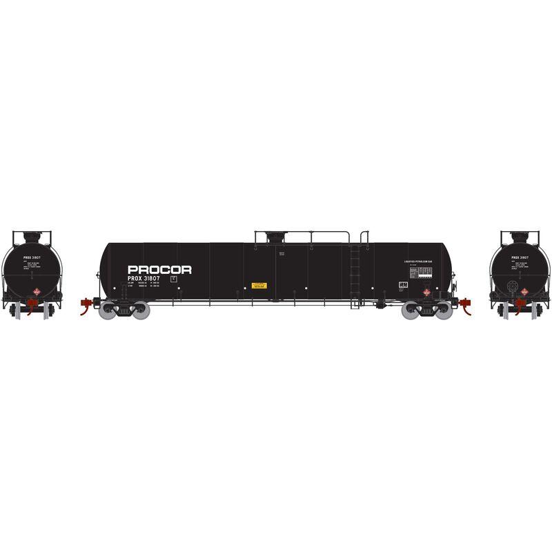 N 33 900-Gallon LPG Tank Late PROX #31807