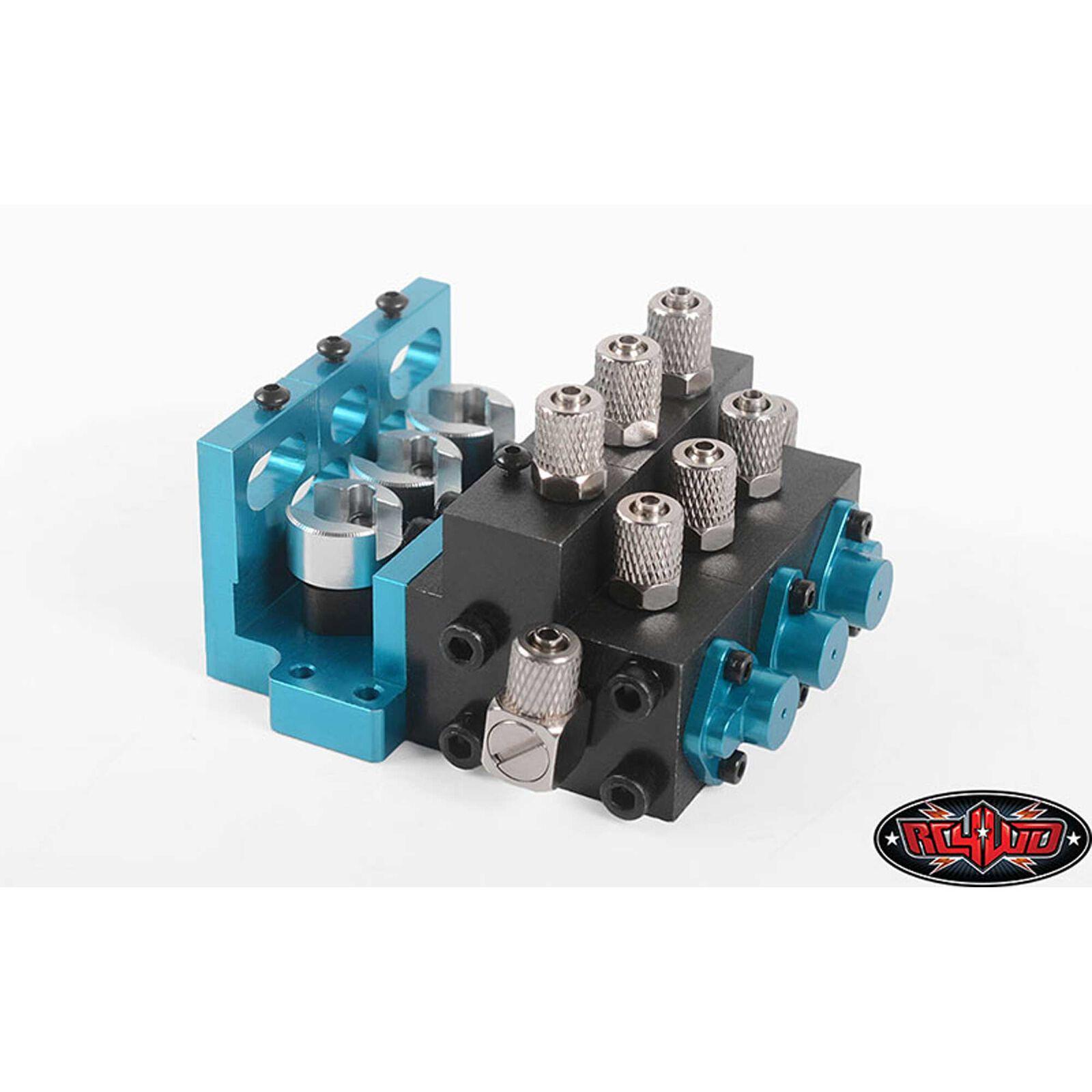 Heavy Equipment Hydraulic Valve