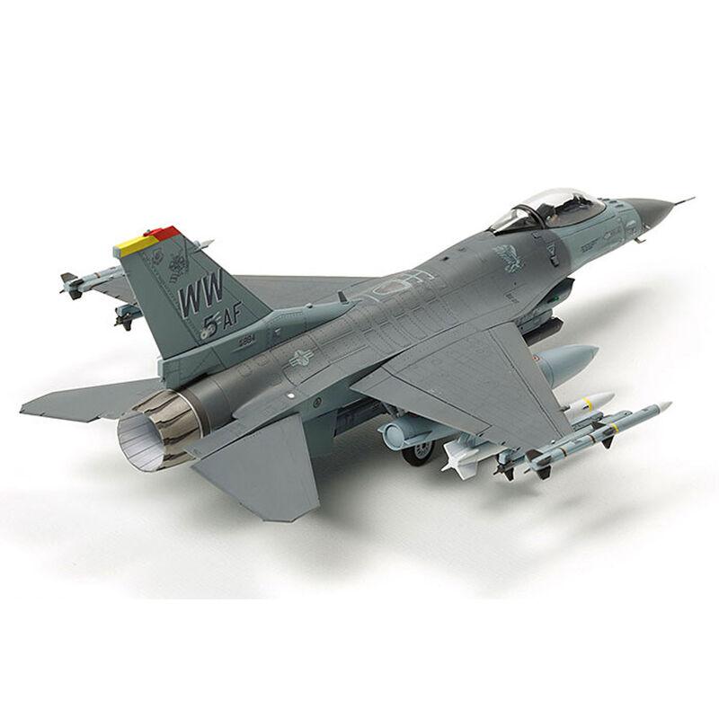 60788, 1/72 F-16 CJ Fighting Flacon , w/equipment