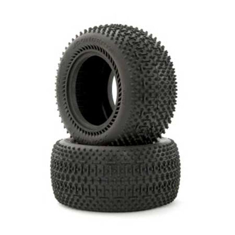 Goose Bumps Tire, Green: 2.2 Truck (2)