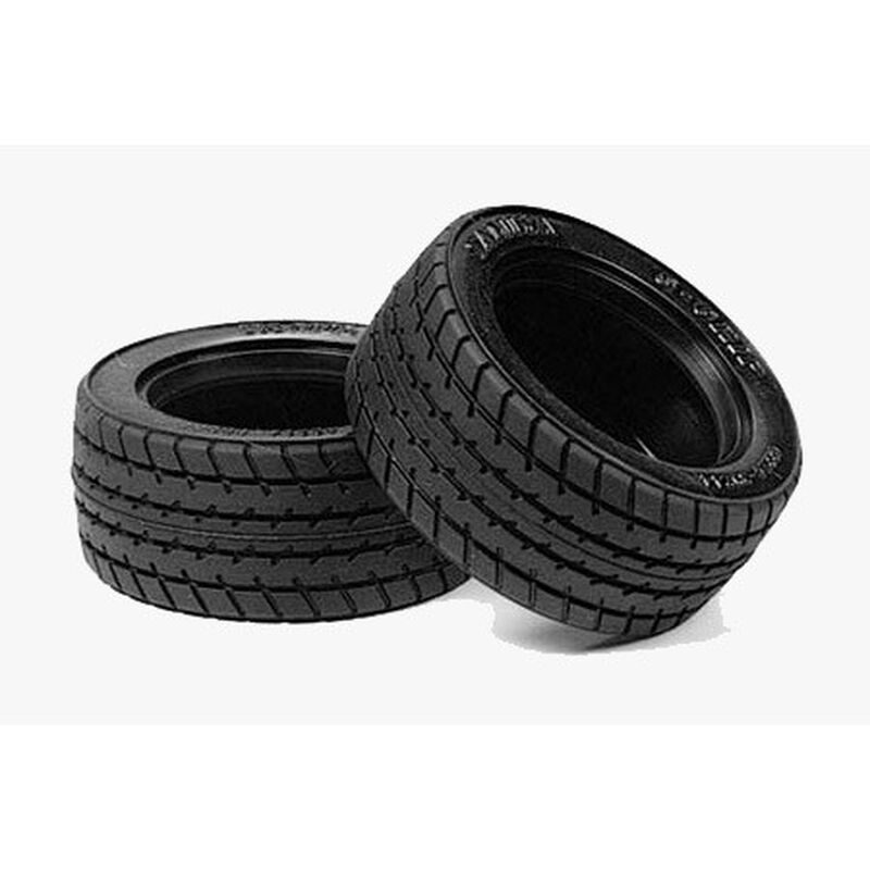 1/10 M-Chassis 60D S-Grip Radial Front/Rear Tires (2)