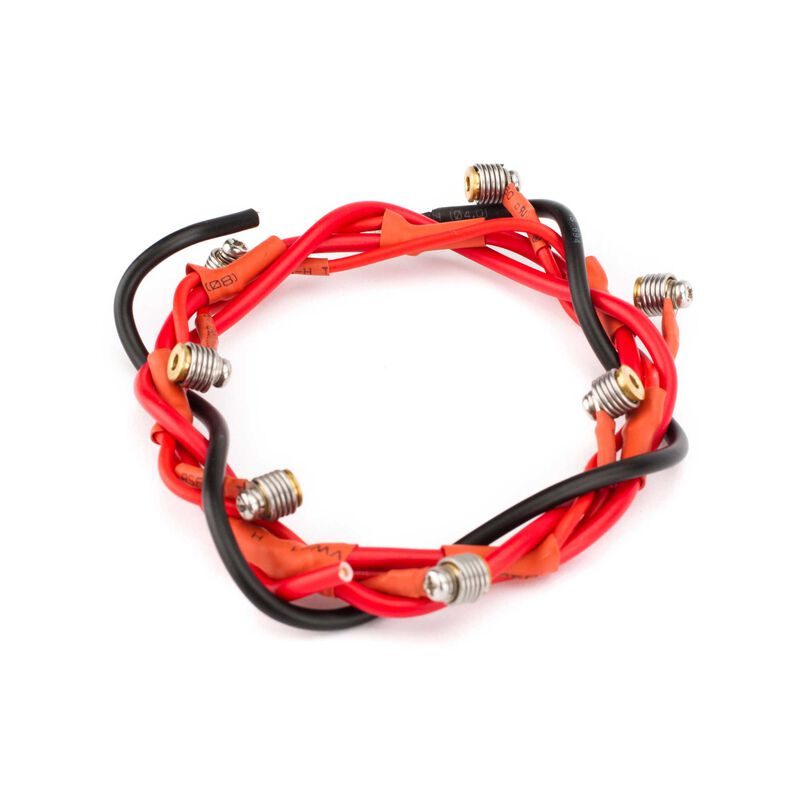 Glow Ignition Harness: 7-35