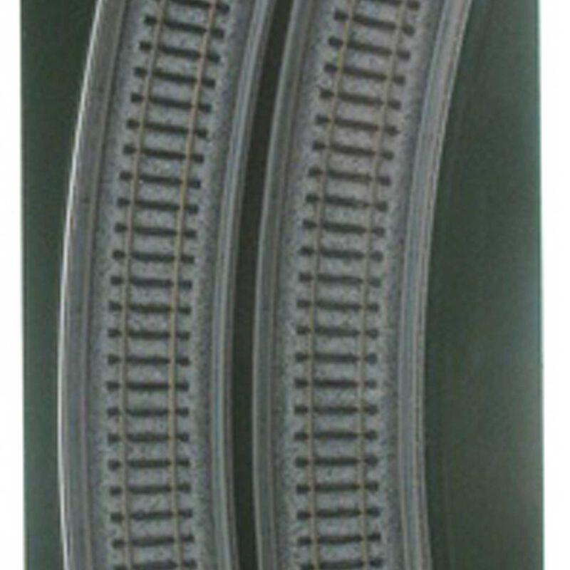 """N 381mm 15"""" Radius 30-Degree Viaduct (2)"""