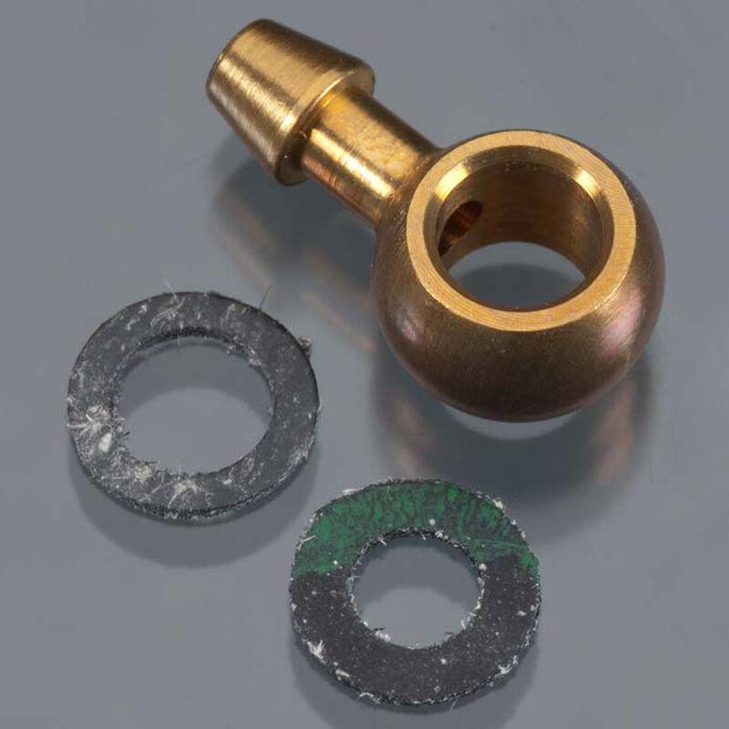 Fuel Inlet Nozzle: G-27CX
