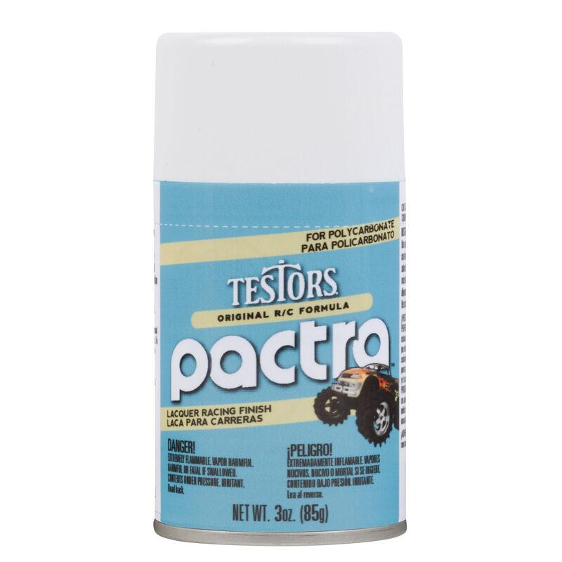 Pactra Sprint White RC Lacquer Spray 3oz