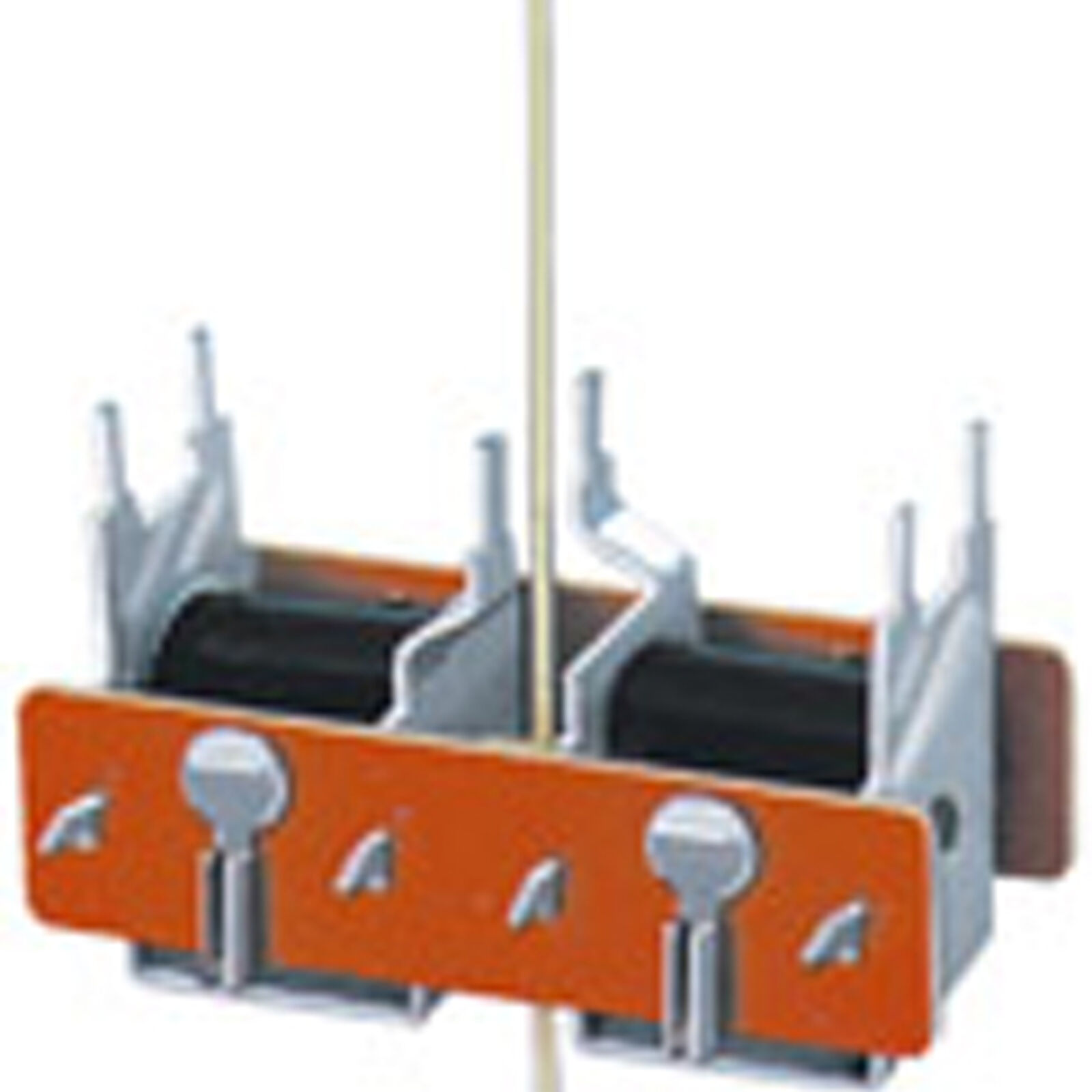 Switch Machine with Extended Pin
