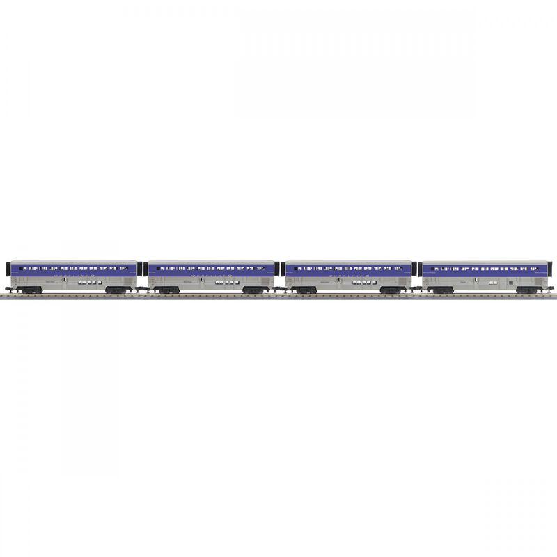 O-31 SuperLiner Set Amtrak Surfliner PointSur #6904