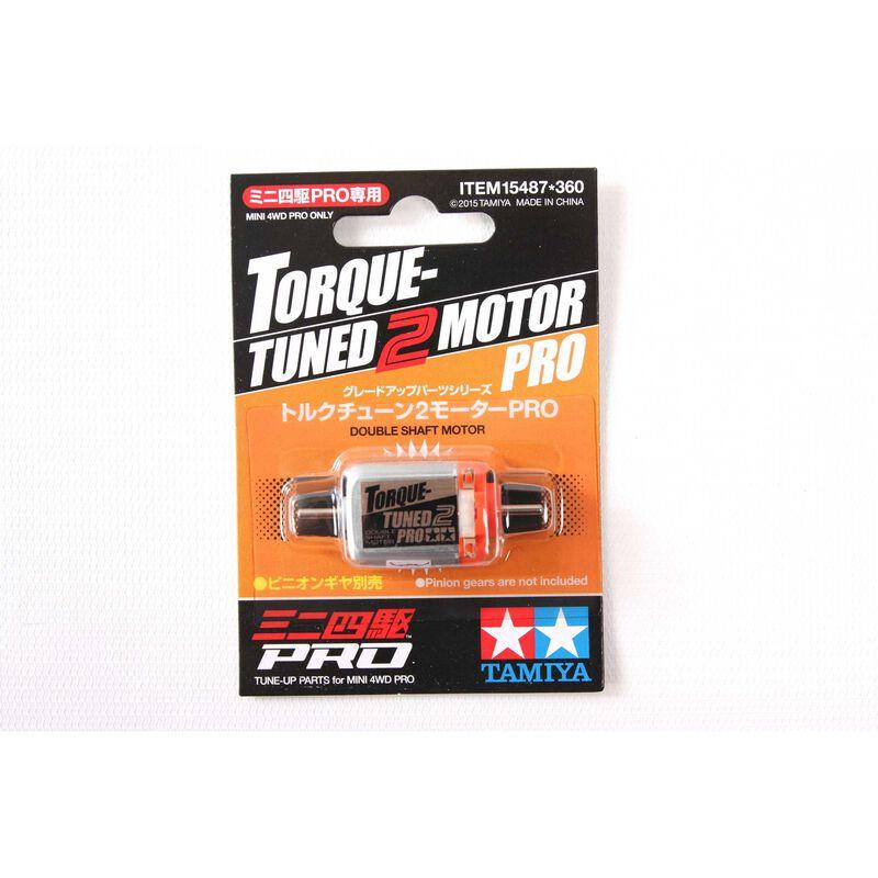 JR Torque-Tuned 2 Brushed Motor PRO