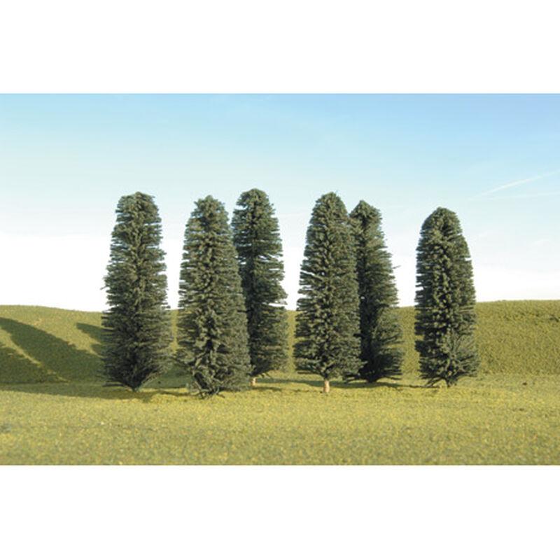 "Scenescapes Cedar Trees, 5-6"" (6)"