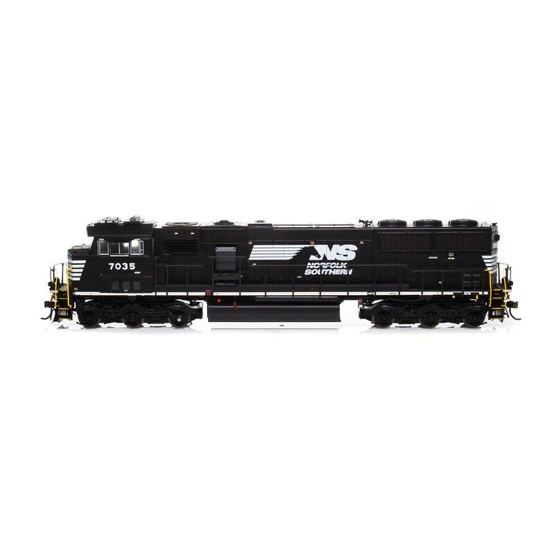 HO SD60E with DCC & Sound NS #7035