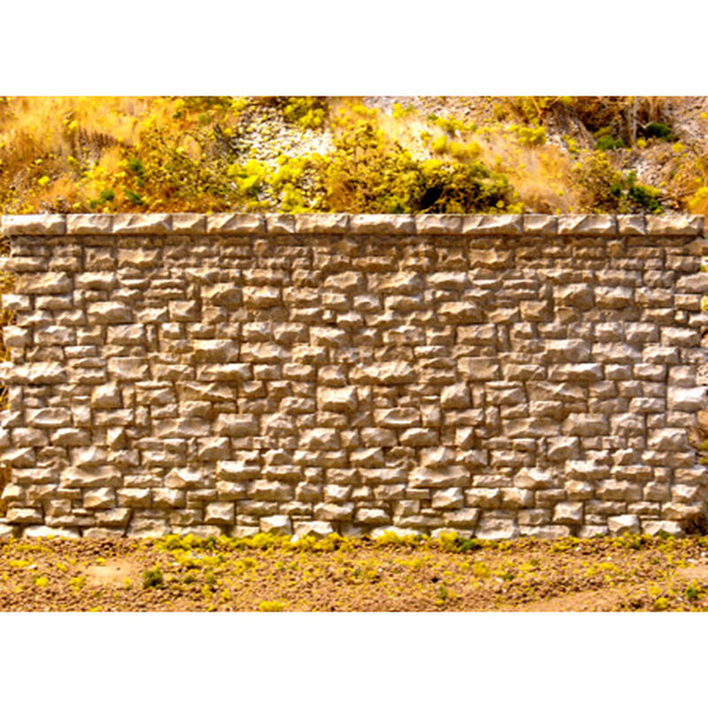 HO/O Random Stone Wall